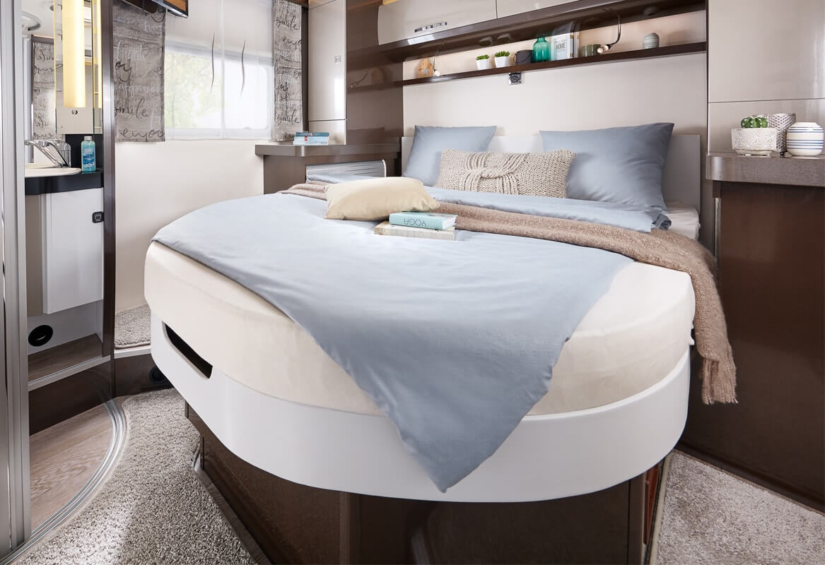 caravan mattresses