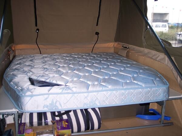 Custom Made Camping Mattresses