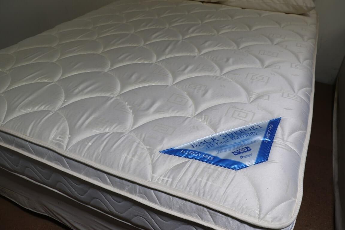 Pillow Top Mattress
